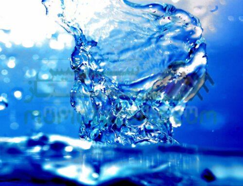 سیلیکون و آب سیلیسیم و آب